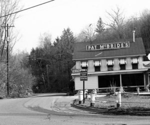 Pat McBride's Restaurant and Supper Club was located on Babcock Blvd. at the intersection with Thompson Run Road.